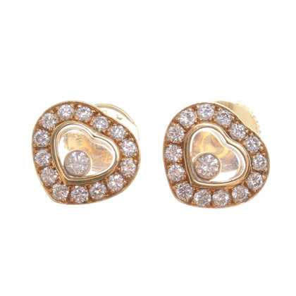 Chopard Earrings with diamonds