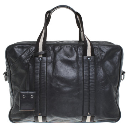 Bally Messenger Bag in Schwarz