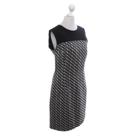 Kleid Schwarz St St Wei Emile Kleid in in Emile wxxXTFq