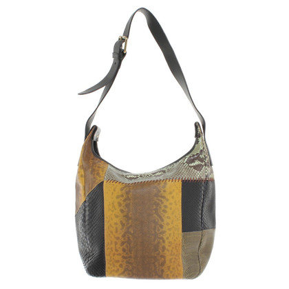 Chloé Colorful reptile leather shoulder bag