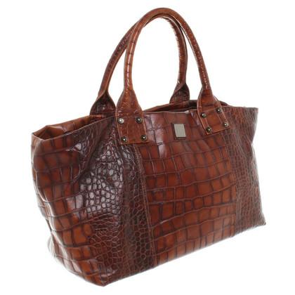 Baldinini Bag in reptile leather look