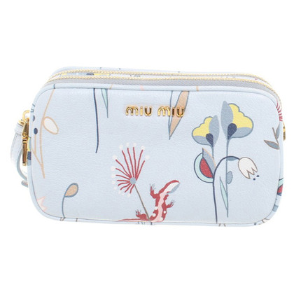 Miu Miu Handbag in light blue