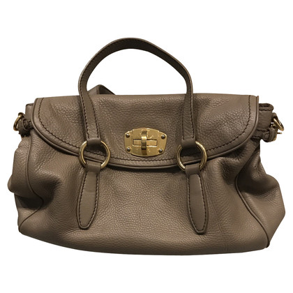 Miu Miu Shoulder bag in Taupe