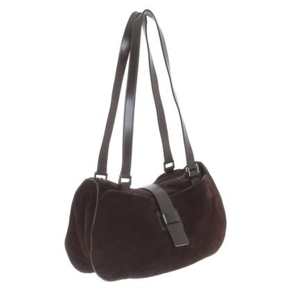 Les Copains Shoulder bag in brown