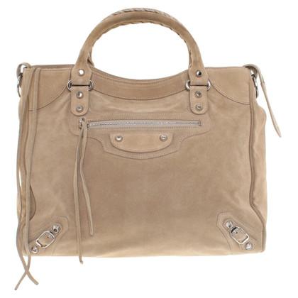 Balenciaga Handtasche in Beige