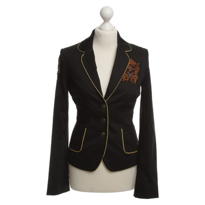 Philipp Plein Blazer in nero