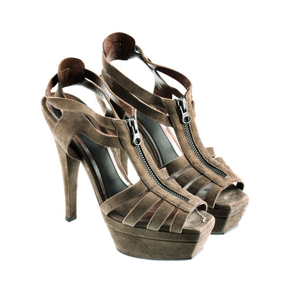 Marni High Sandals strappy optics