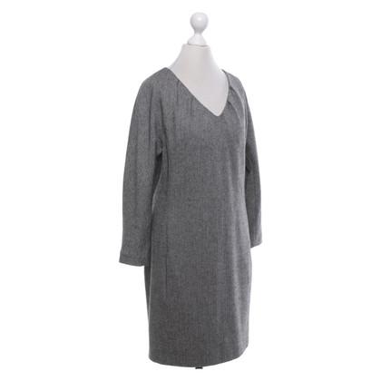 Strenesse Blue Robe avec motif à chevrons