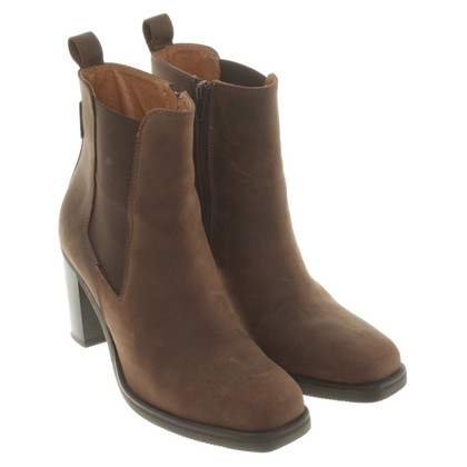 Russell & Bromley Bottes à Brown