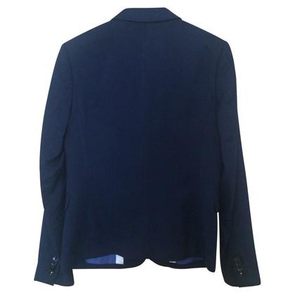 Paul Smith Marineblaue Jacke