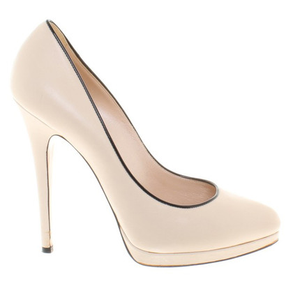 Casadei pumps in beige