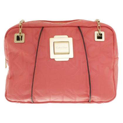 Calvin Klein Handtasche mit Logo-Muster