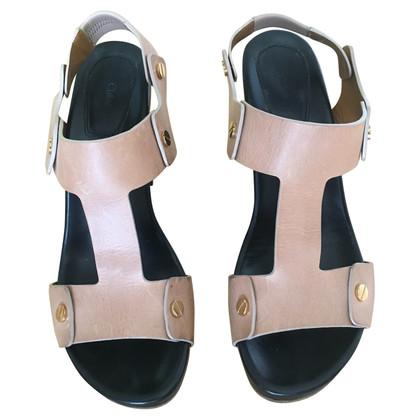 Chloé Sandals in beige