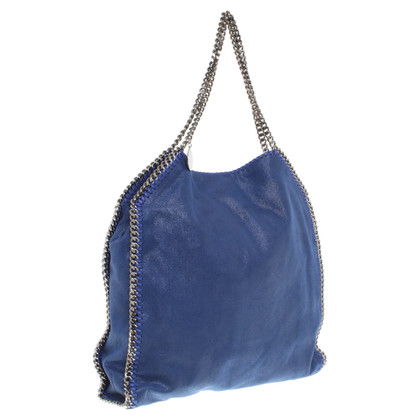 "Stella McCartney ""Falabella Tote Bag"" in royal blue"