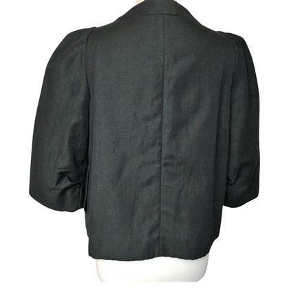 Marni Short jacket made of linen and wool