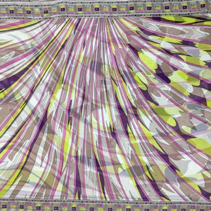 Emilio Pucci zijden sjaal