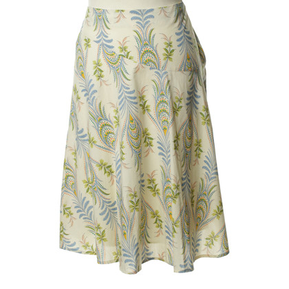 Paul & Joe skirt print