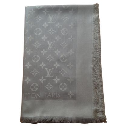 Louis Vuitton Monogram Kaki Shawl