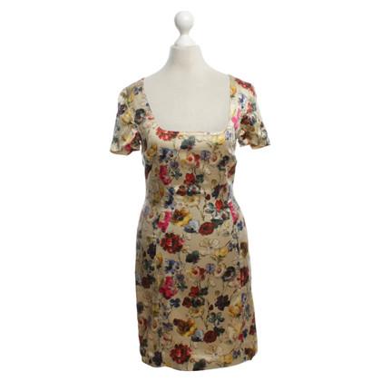 Dolce & Gabbana Abito con stampa floreale