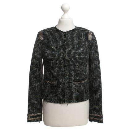 MSGM Tweed Blazer