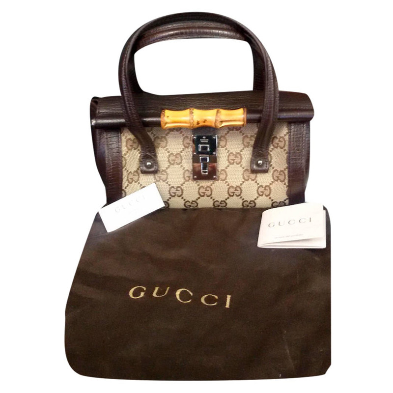 gucci tasche mit bamboo second hand gucci tasche mit bamboo gebraucht kaufen f r 990 00 385520. Black Bedroom Furniture Sets. Home Design Ideas