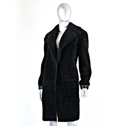 Céline Soft Sheepskin coat