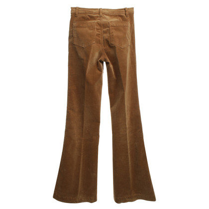 Current Elliott Corduroy trousers with flared leg