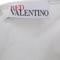 Red Valentino Sommerkleid in Weiß