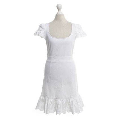 Red Valentino Summer dress in white