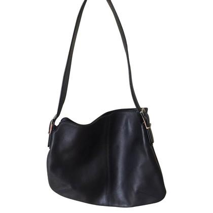 Sergio Rossi Shoulder bag in black