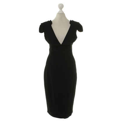 Alexander McQueen Cocktail dress in black