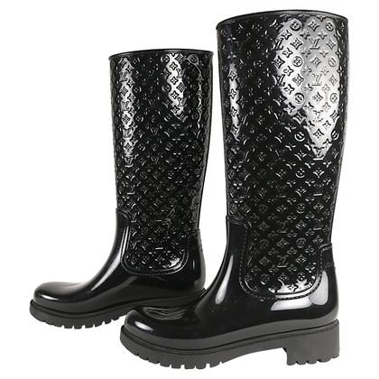 Louis Vuitton stivali di gomma / stivali da pioggia