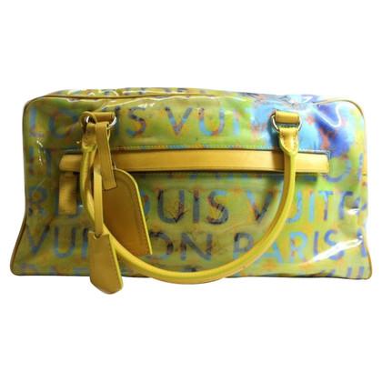 "Louis Vuitton ""Richard Prince Jaune Denim"" L.E."