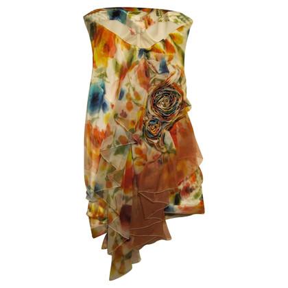 Ermanno Scervino silk dress