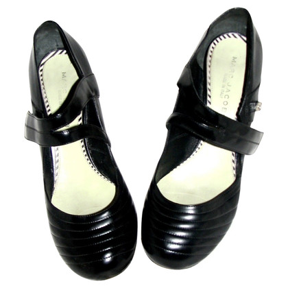 Marc Jacobs Schwarze Mary Janes