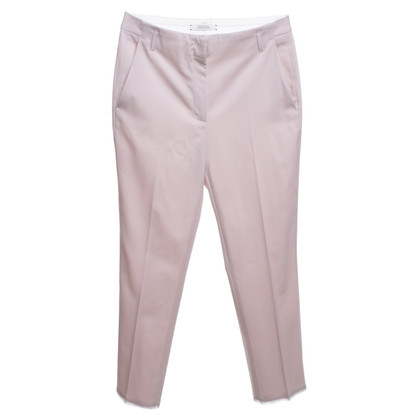 Schumacher trousers in blush pink