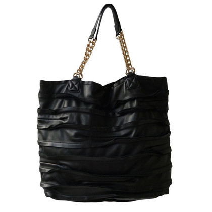 Donna Karan Shopper in pelle