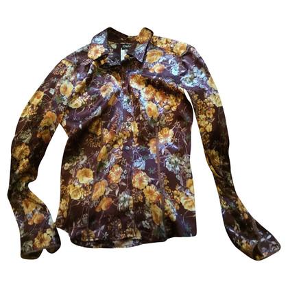 D&G camicetta di seta
