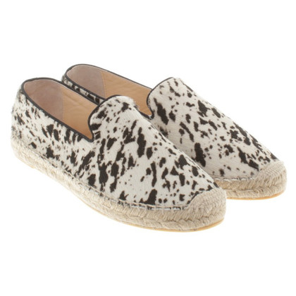 Max Mara Espadrilles with a spotted pattern