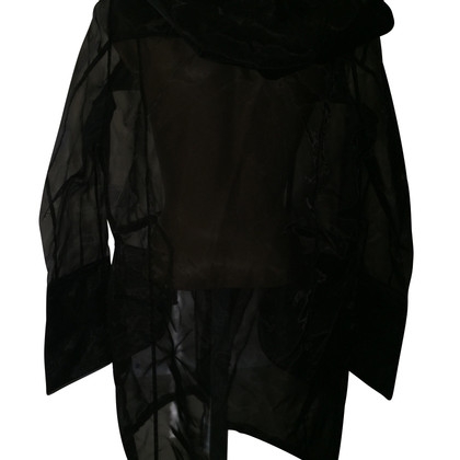 Moncler Transparenter Mantel