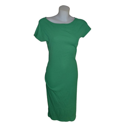 Philosophy di Alberta Ferretti Green dress