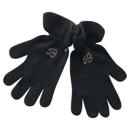 Blumarine Cashmere gloves
