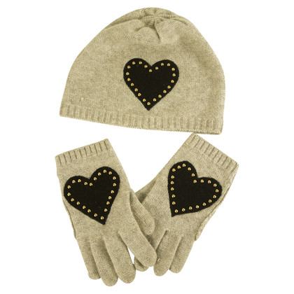 Moschino Cheap and Chic Muts en handschoenen
