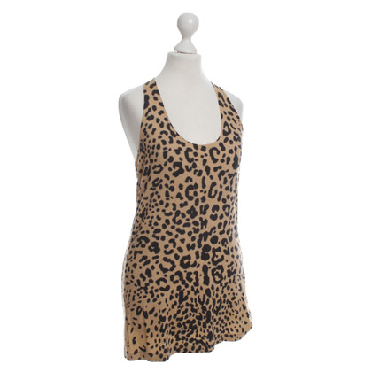 Givenchy Leopard print tank top
