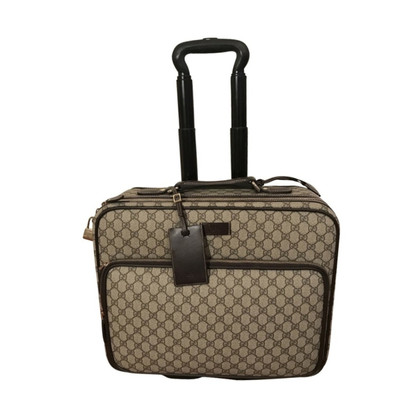 Gucci Trolley da GG Canvas Supreme