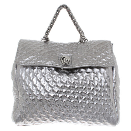 Ermanno Scervino Handbag in silver