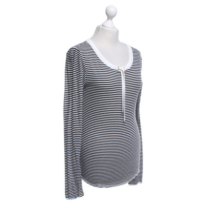 Armani Jeans Top with stripes