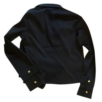 Versace Schwarzes T-Shirt