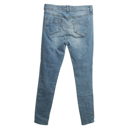 Karen Millen Jeans in lichtblauw