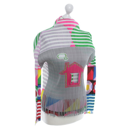 Issey Miyake Shirt with pleated pleats